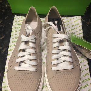1b200c7595a CROCS Shoes - NWT Crocs City Lane Women s Sneakers Size 8